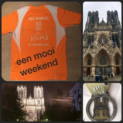 Regen Run in Reims