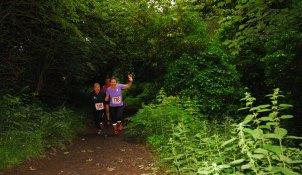 round sheffield run 118 in the woods