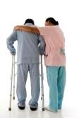 helping patient
