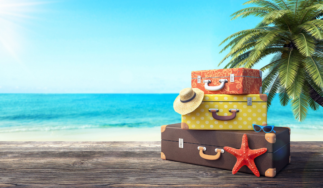 Your Vacation Didn't Blow Your Healthy Habits