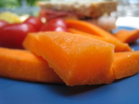 Carrot stick