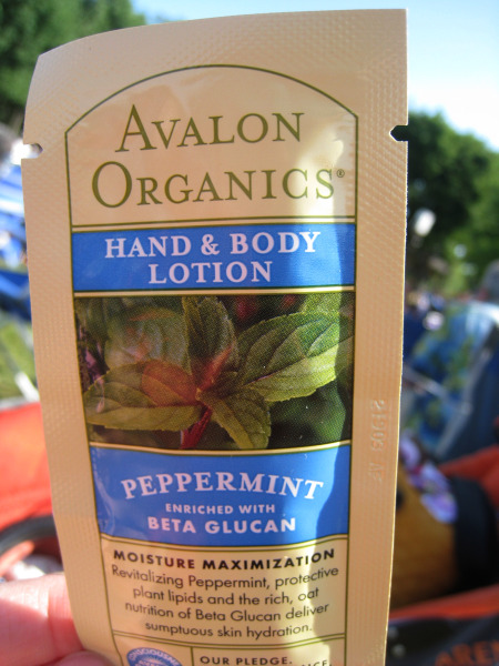 Avalon Peppermint cream