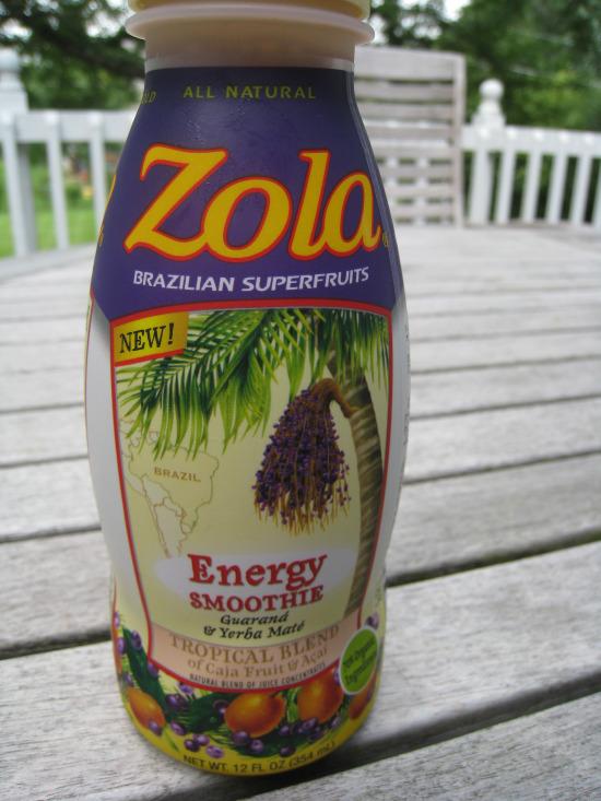 Zola Energy Smoothie