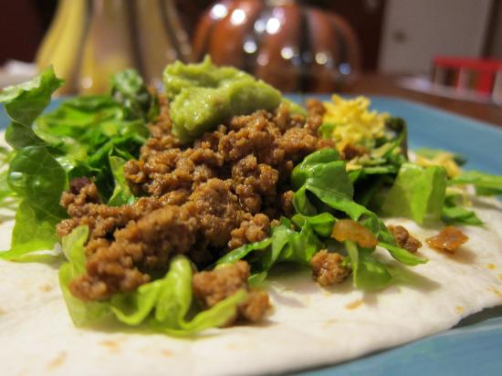 11.16 Turkey tacos 2