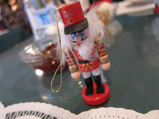 12.19 Nutcracker ornament