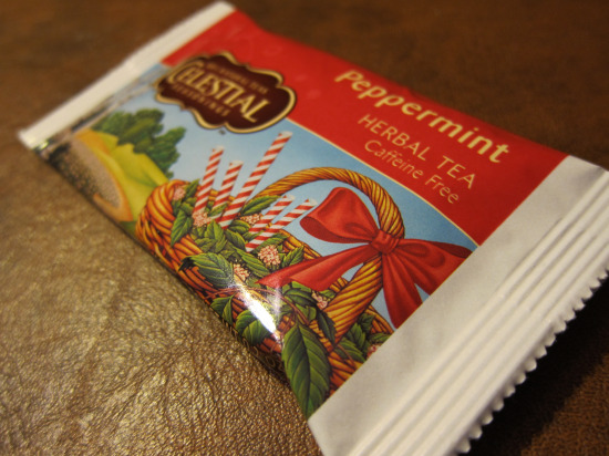 12.20 Celestial Seasonings Peppermint