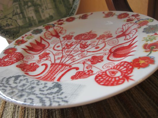 12.25 Anthropologie plate 2