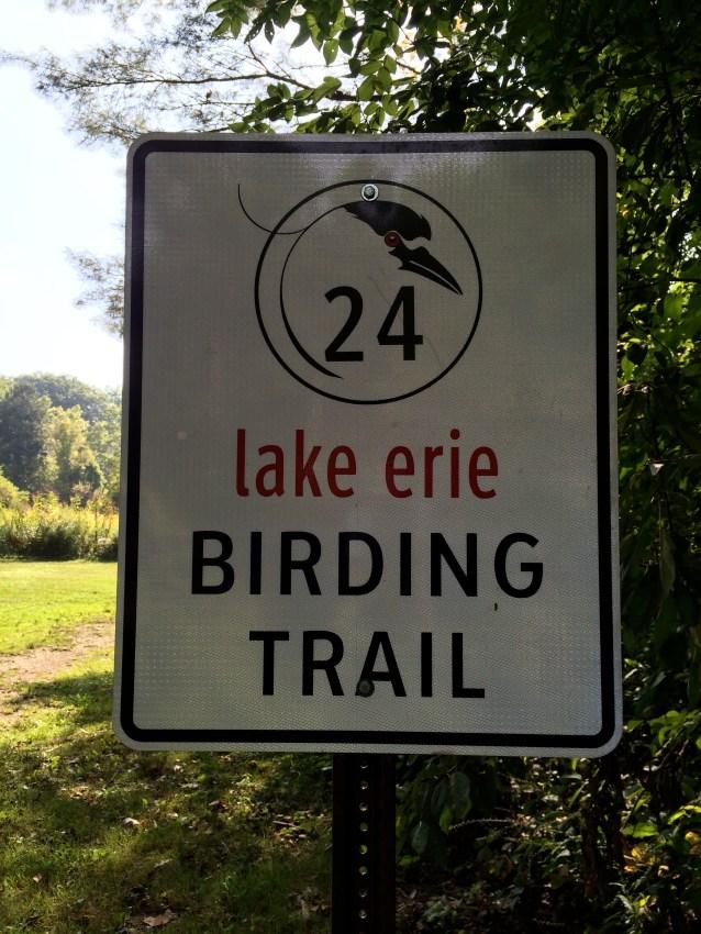 Lake Erie Birding Trail