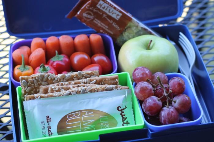 10 Easy Back to School Lunchbox Lunch Ideas