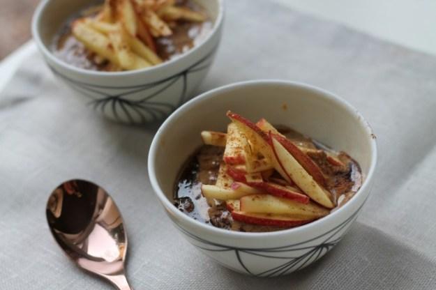Quinoa-Chia Porridge more