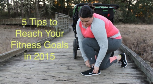 Lands End - 5 Tips to Reach Your Fitness Goals in 2015