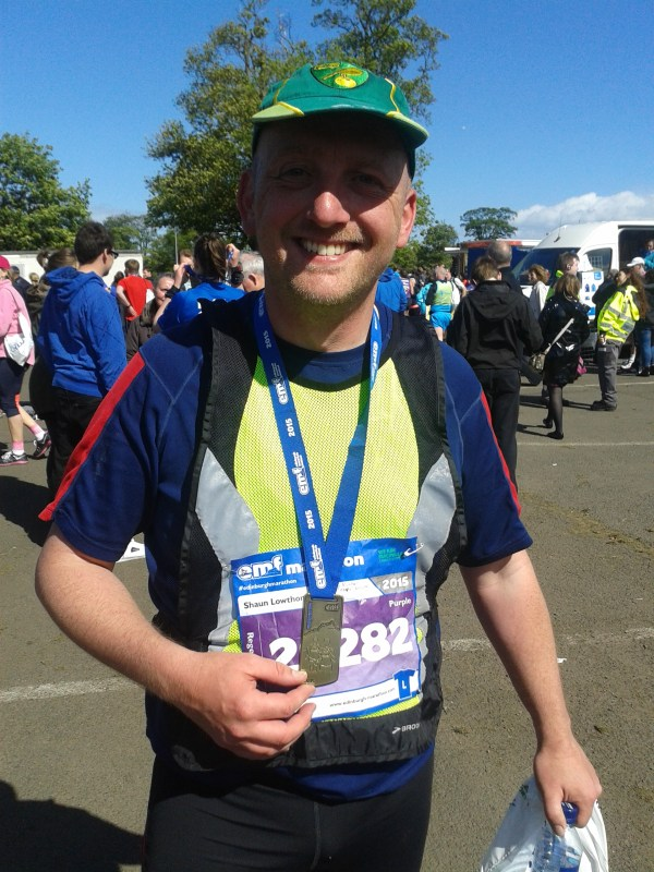 Will my body be able to take the strain of running a marathon