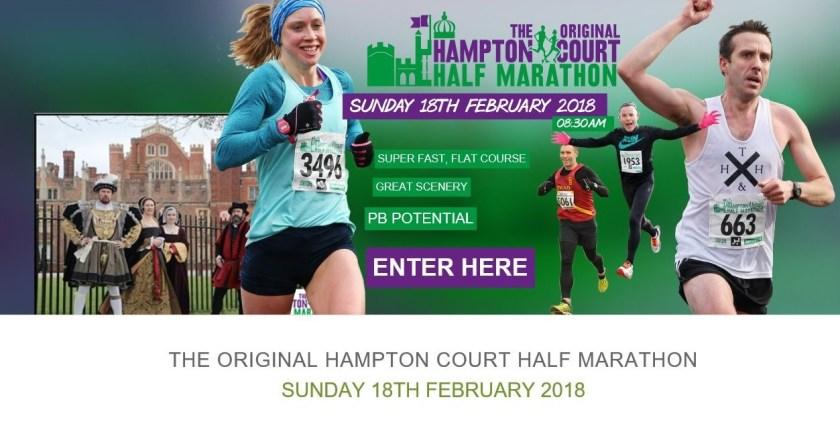 Hampton Court half