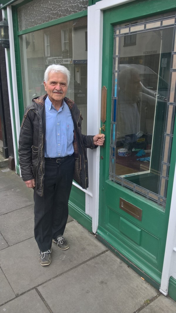 Umberto Iannello is looking forward to taking it easy after closing the doors of his Italian restaurant for the last time.