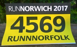 Run Norwich 2017 number
