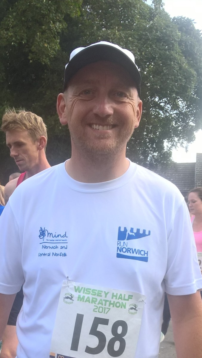 Why the Wissey Half Marathon took more out of me than I thought