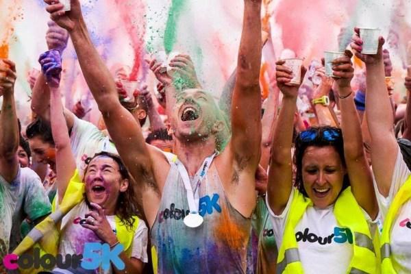 Inspire Races Colour 5K