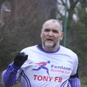 Tony Foice-Beard, co-founder of the Sublime Swaffham 10k race
