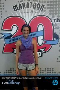 20th anniversary disney marathon