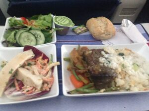 First Class Entree