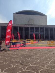 Red Carpet for Marathoners
