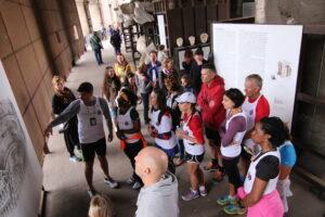 The Roman Guy Shakeout Tour, Maratona di Roma