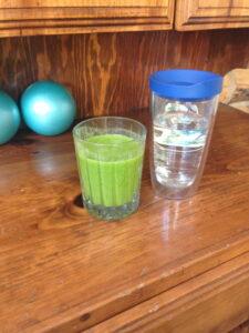 Day 1 Ragnar Trail Zion Green Smoothie