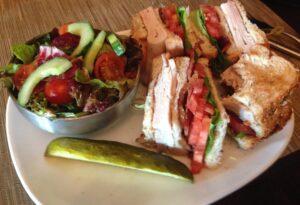 Club, Sandwich, Ritz Carlton, Buckhead, Atlanta, Lunch