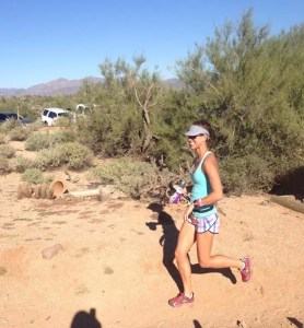 Ragnar, McDowell Mountain, Arizona, Trail Run, Red Loop