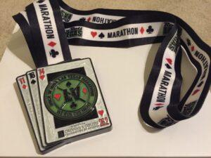 RnR Las Vegas, Marathon, Medal
