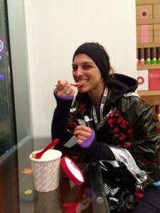 Rock n Roll, Marathon, Half Marathon, Las Vegas, Nov 16, 2014, Road Race, Sprinkles, Cupcakes, Ice cream