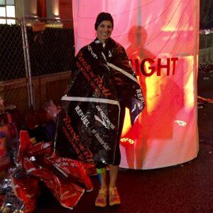 Rock n Roll, Marathon, Half Marathon, Las Vegas, Nov 16, 2014, Road Race, Bellagio, post race