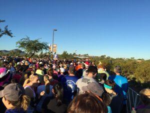 Hot Chocolate 15k, Start Line, Ram Racing, Phoenix, Scottsdale, Arizona