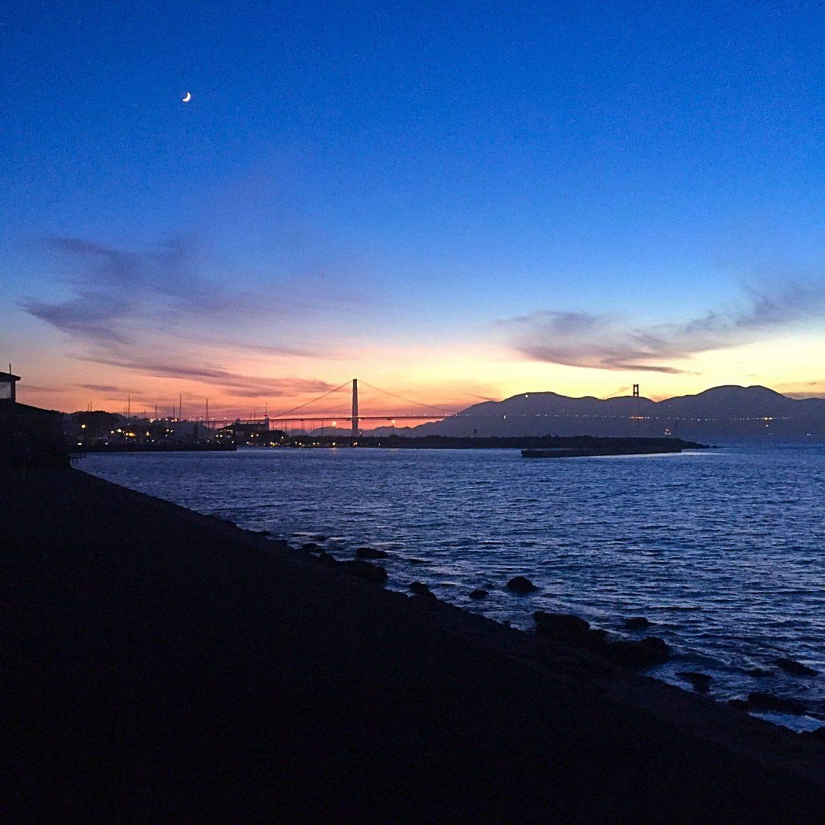 San Francisco, Sunset, Summer