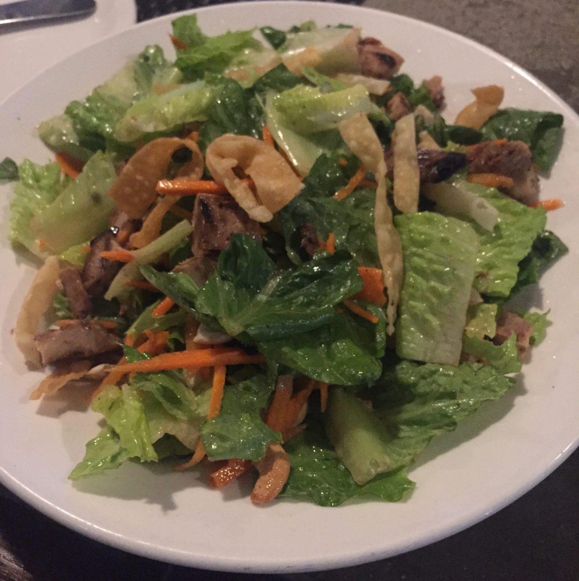 Bite American Tapas, Chinese Chicken Salad, Tapas, Lake Tahoe