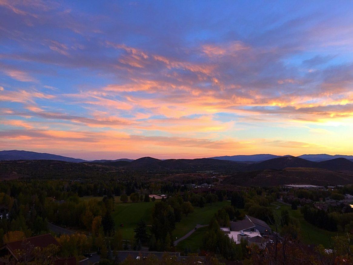 Park City, Utah, Wasatch Mountains, Park City Mountain Resort, TNFEC, 50k, bibrave