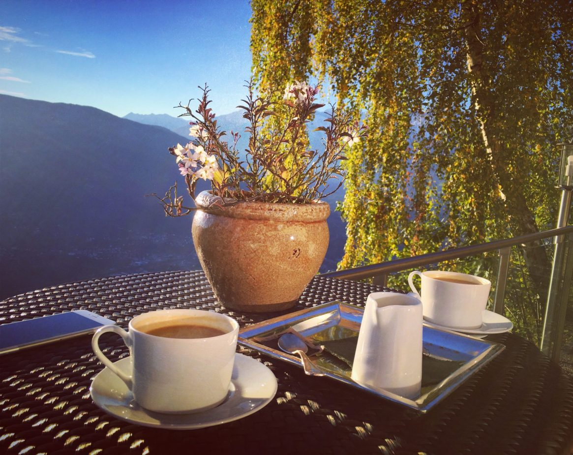 Miramonti Boutique Hotel, Hafling, Avelengo, south tyrol, Italy, Dolomiti, coffee service