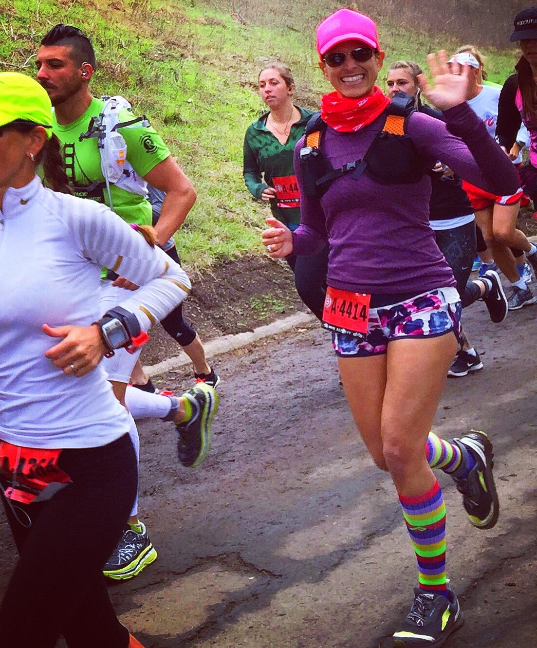 The North Face Endurance Challenge, California, Marathon Relay, Trail Running, orange mud, altra running, lululemon, procompression