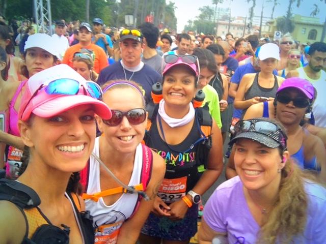 Friends, San Diego Rock n Roll, RNRSD, Half Marathon, Marathon