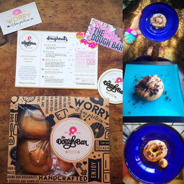 Doughbar Doughnuts