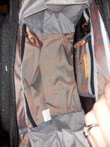 More pockets on the inside!