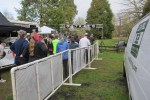 Level 32 Racing - Start of the Britow Trail Run on 2/16/14
