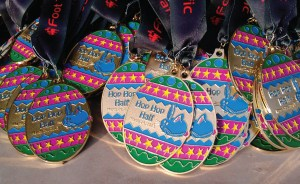 Egg medals!! I am really excited to have one of these babies.