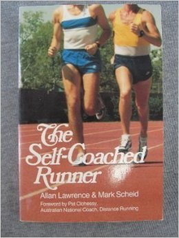 self-coached runner