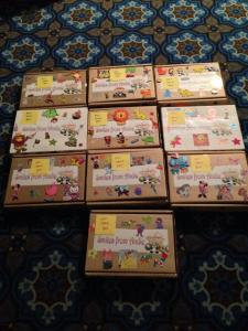 Smile Boxes from Andie