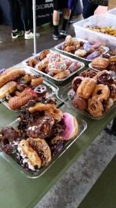 Rad 80's Run Finisher Food - Voodoo Donuts Photo Credit: Amber Corsen