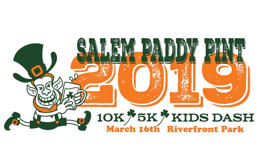 Salem Paddy Pint 2019 Logo