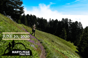 Marys Peak Run Oregon