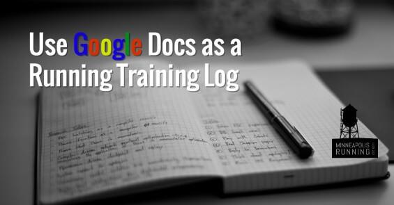 Running-Training-Log-ft