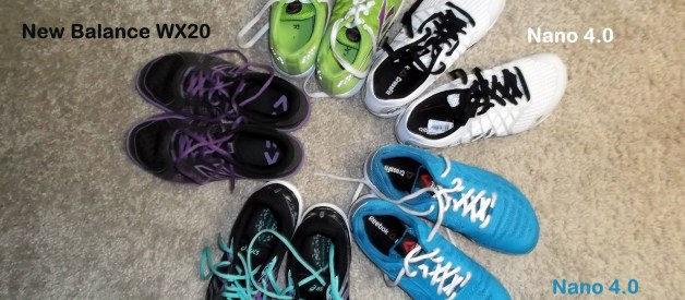 CrossFit shoes - what's your pick?